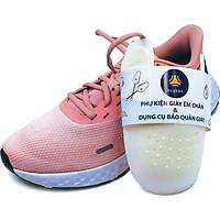 Lót độn mũi giày chống nứt da, chống gãy mũi, chống xẹp mũi và giữ dáng mũi giày căng phồng PK58