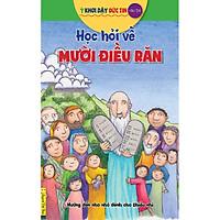 Sticker Học Hỏi Về Mười Điều Răn