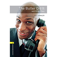 Oxford Bookworms Library (3 Ed.) 1: The Butler Did It Mp3 Pack