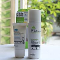 Kem chống nắng SNP UV Perfect Air Safe Sun Cream SPF50+ PA++++ 50ml (TẶNG KÈM 1 TUÝP 15ML)