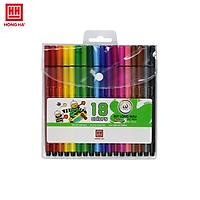 Bút lông màu Oringa 18 màu Hồng Hà - 8111