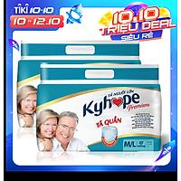 Tã quần Kyhope Premium M/L 7 Miếng 1 bịch