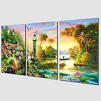 Tranh Treo Tường Sơn Dầu SD639- Tranh treo tường 3D