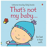 Usborne That's not my baby (boy)