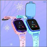 Đồng hồ Thông minh có Lắp bảo vệ Màn hình cảm ứng Chống vỡ Chống va đập Dành cho Trẻ em AMA Watch M80 Chống nước Hàng nhập khẩu