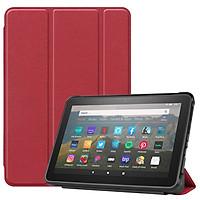 Bao da máy tính bảng Kindle Fire HD8, HD8 Plus 2020 - SMARTCOVER tự động tắt mở - Vân vải/Denim