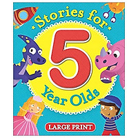 Stories For Five Year Olds (Padded)