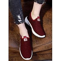 Giày Lười Nữ Phong Cách Hàn Quốc TT058