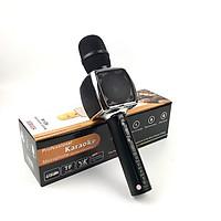 Micro Karaoke Bluetooth Kèm Loa Không Dây GUTEK SD16, Âm Thanh Chất Lượng Cao, Âm Bass Siêu Trầm, Micro Bắt Giọng Cực Tốt, Hỗ Trợ Kết Nối USB, Thẻ Nhớ, Cổng 3.5, Nhiều Màu Sắc - Hàng chính hãng