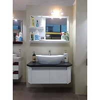 Tủ lavabo nhựa chịu nước LBK119