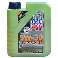 Nhớt Xe Ô Tô,  Xe Tay Ga Cao Cấp Molygen 5W30 Liqui Moly 9047 (1L)