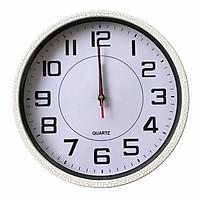 Đồng hồ treo tường kim giật cao cấp Quartz Vân Đá