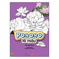 Pororo Tô Màu - Các Loài Hoa
