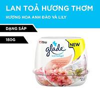 GLADE Sáp Thơm Hương Anh Đào Lily 180g