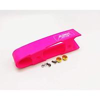 cao su gấp DRag màu hồng dành cho xe máy