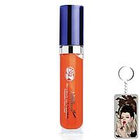 Son bóng dưỡng môi Mira Aroma Hi-Tech Lip Polish Hàn Quốc (6g) No.3 tặng kèm móc khoá