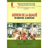 Gestion De La Qualite En Industrie Alimentaire