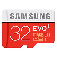 Thẻ Nhớ Samsung MicroSD EVO PLUS 32GB - Hàng Chính Hãng