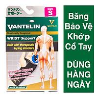 Băng Bảo Vệ Khớp Cổ Tay Vantelin Wrist Support size S