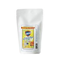 Khăn ướt Kháng khuẩn CHỨA CỒN - Gia dụng Läupro – Lau Bếp - Túi Nạp Tiết Kiệm 80 Khăn (Laupro) - Được Kiểm nghiệm & Chứng nhận!