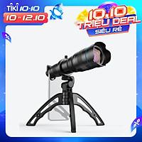 APEXEL APL-JS36XJJ04 HD 36X Metal Single-tube Telescope Telephoto Lens Optic Phone Camera Lens Monocular with Mini