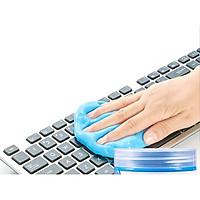 Miếng cao su vệ sinh bàn phím, ô tô - Miếng silicon dẻo vệ sinh đa năng