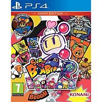 Đĩa Game PS4&PS5 Super Bomberman R - Hàng Nhập Khẩu