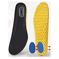 01 cặp lót giày thể thao EVA thiết kế dạng tổ ong có lớp kháng khuẩn và gót kháng lực PETTINO-TX05
