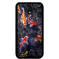 Ốp lưng cho Samsung Galaxy J2 Pro CÁ CHÉP 3 - Hàng chính hãng