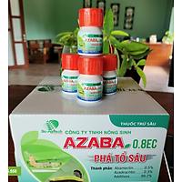 Thuốc trừ sâu_ Azaba 0.8 EC_Phá tổ sâu_ Bio Agritech_chai 25ml