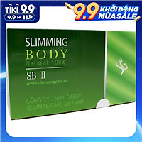 Bộ Ủ Nóng Tan Mỡ SLIMMING BODY 2 hỗ trợ giảm mỡ Bụng - Đùi Hiệu Quả