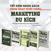 Bộ 5 Cuốn Marketing Du Kích: Chiến Lược Khôn Ngoan Cho Doanh Nghiệp Ít Chi Phí