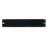 Patch Panel AMP (Commscope) CAT6 48 Port - Hàng Chính Hãng