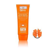 Kem chống nắng cao cấp dành cho da mặt Benew Daily Sun Protection Collagen Face Cream 70ml - [ tặng dây cột tóc nơ - màu ngẫu nhiên ]