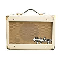 """Ampli Guitar Mini Epiphone 15C tăng độ sáng của âm thanh """"Sáng"""". Equalization cho Treble, giữa, bass guitar channel"""