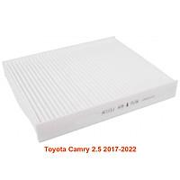 Lọc gió điều hòa AC111J-5 dành cho Toyota Camry 2.5 2017, 2018, 2019, 2020, 2021, 2022 87139-0E040