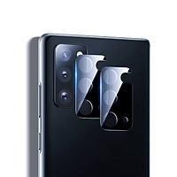 Dán cường lực bảo vệ Camera Samsung Galaxy Note 20 Ultra/Note 20 ESR (Hộp 2 miếng) - Hàng Chính Hãng