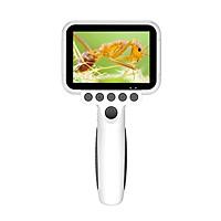 Máy chụp hình cho bé cầm tay Aturos ES-508 tích hợp kính hiển vi, quay video camera 5MP - Hàng nhập khẩu