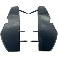 1 Pair Front Bumper Side Plastic Bracket OE: 68375014A A68259547AA 68375513AA 68259546AA For Challengers