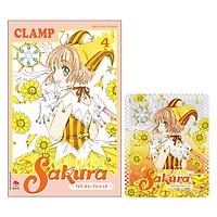 Cardcaptor Sakura - Thẻ Bài Pha Lê (Tập 4) ( (Tặng Thẻ Bài Pha Lê)