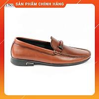 Giày mọi nam- giày da cao cấp HT.NEO da bò nguyên miếng nhập khẩu siêu mềm, kiểu dáng sang trọng. quai kim loại (D38)