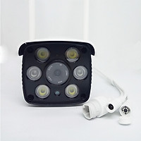 Camera IP ngoài trời X5900 FullHD 1080P chống nước chống bụi ban đêm có màu - Hàng nhập khẩu