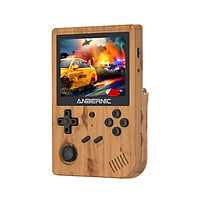 RG351V Game Console Retro Games WiFi Pairing Game Built-in 16GB RK3326 Open Source 3.5 IN 640*480 Handheld Game Console