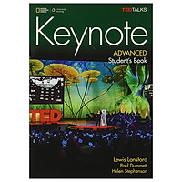 Keynote British English Advanced: Student's Book With DVD-ROM and MyELT Online Workbook, Printed Access Code