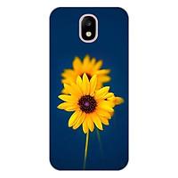 Ốp lưng dẻo cho điện thoại Samsung Galaxy J3 Pro_0340 SUNFLOWER07