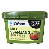 Tương Ssamjang Chấm Các Món Thịt Daesang Hàn Quốc 500 Gram
