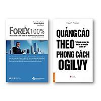 Combo Sách: Forex 100% - Học Cách Kiếm Tiền Trên Thị Trường + Quảng Cáo Theo Phong Cách Ogilvy