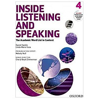 Inside Listening and Speaking 4 Student Book
