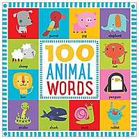 100 Animals Words