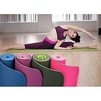 Thảm tập Yoga giao màu ngẫu nhiên
